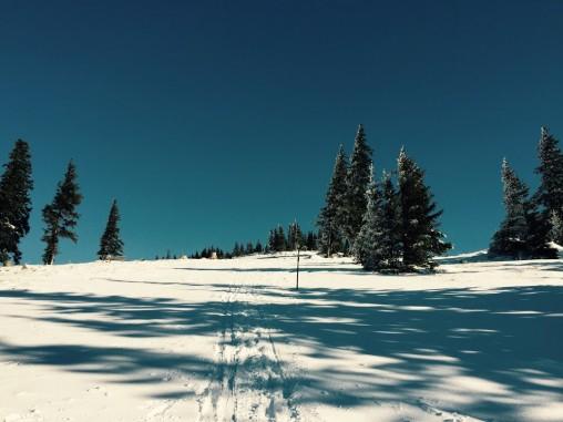 Tirolerkogel Gipfelhang