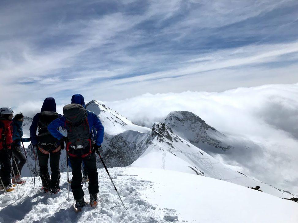 Gipfelfoto Schneeglocke